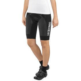 X-Bionic The Trick Biking Pants Short Women Black/Anthracite